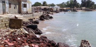 La protection du littoral ouest-africain en question