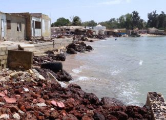 La protection du littoral ouest-africain en question