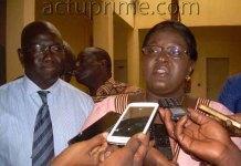 La Directrice générale de la santé à Tambacounda