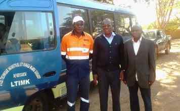 Le Conseil départemental répare le minibus du lycée technique de Kédougou