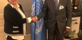 Le Sénégal préside le Conseil des Droits de l'Homme de l'ONU