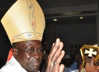 """Monseigneur Benjamin Ndiaye appelle les sénégalais à """"être de bons citoyens"""""""