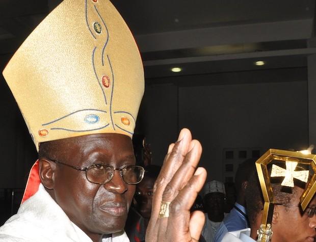 Monseigneur Benjamin Ndiaye appelle les sénégalais à