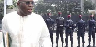 RDV en janvier pour le pourvoi en cassation de Khalifa Sall