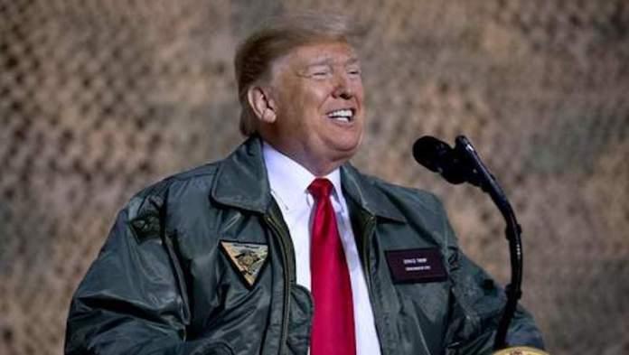 Visite surprise de Trump en Irak
