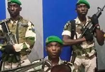 Coup d'Etat manqué au Gabon