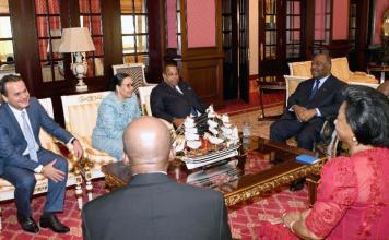 Retour d'Ali Bongo au Maroc pour sa convalescence