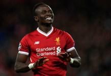 Sadio Mané promet le Ballon d'Or africain