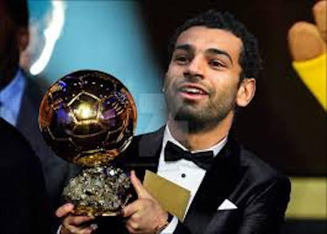 Mohamed Salah Ballon d'Or africain pour la deuxième fois
