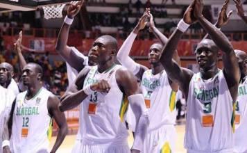 Le Sénégal à la coupe du monde de basket masculin en Chine