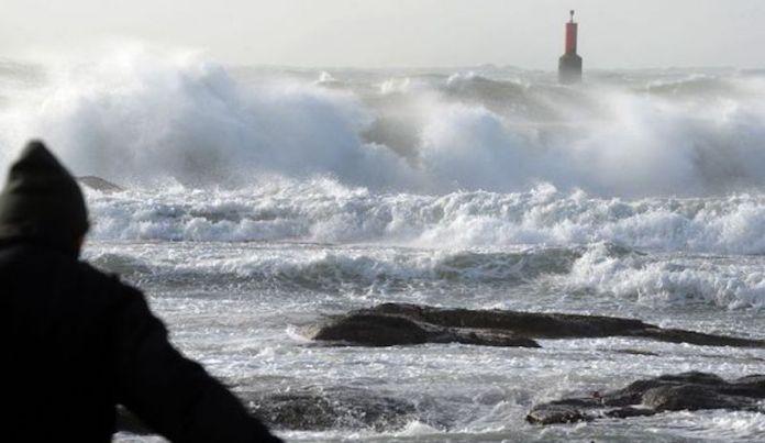 Vent fort et houle dangereuse sur la côte sénégalaise