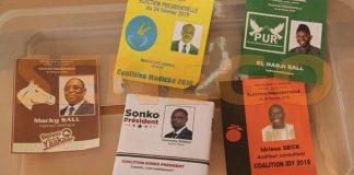 Le vote se déroule normalement au Sénégal