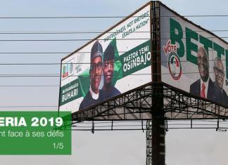 Des dinosaures s'affrontent à la présidentielle nigériane
