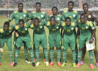 Les U20 du Sénégal contre le Nigéria