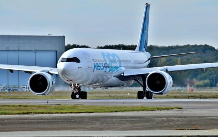 Air Sénégal a son Airbus A330-900