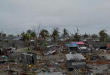 Le cyclone laisse au Mozambique des milliers de tonnes de déchets