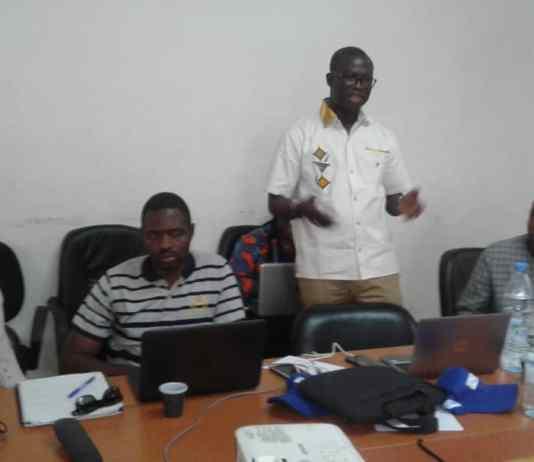 L'ADM à Kédougou