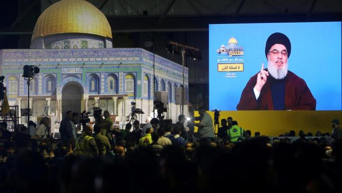 Les mises en garde de Nasrallah à Trump