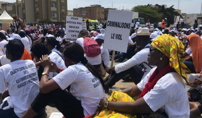 Appel à la criminalisation du viol au Sénégal