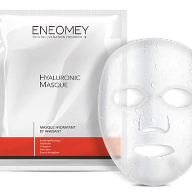 Masque hydratant et apaisant. Avec 95% d'ingrédients d'origine naturelle, tonifie et hydrate la peau pour un effet fraîcheur et apaisant immédiat.