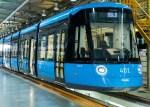 Oslo a dévoilé ses nouveaux tram Urbos 3 de CAF