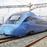 Korail inaugure de nouveaux trains a grande vitesse produit localement!