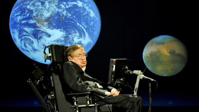 Stephen Hawking et ses équipes découvrent des signaux extraterrestres