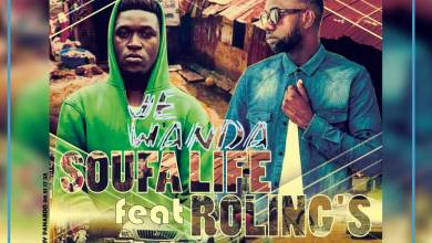 Photo of Soufa Life feat Roling's sur le titre « Je wanda »
