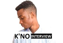"Photo de INTERVIEW: K'NO ""Mi Tonda Wé est un Mot en Langue Vernaculaire Myene"""