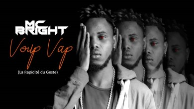 "Photo de MC BRIGHT le mayo en chef récidive avec ""VOUP VAP"""