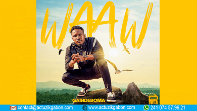 "Photo de ""Waaw"" le nouveau clip de Gaindeboma"