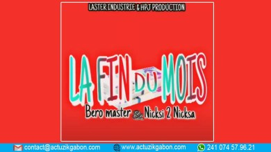 Photo de Nicksi Nicksa – La fin du mois feat. Bero Master (audio officiel)