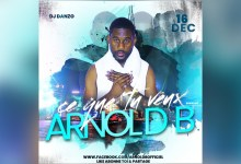 Photo de Arnold B – Ce que tu veux (Audio Lyrics)