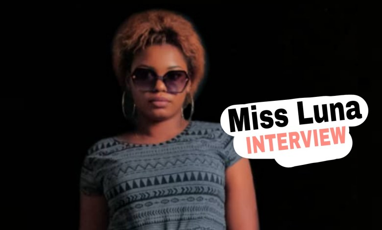 "Photo de INTERVIEW: Miss Luna ""…je m'identifie comme étant une lune"""