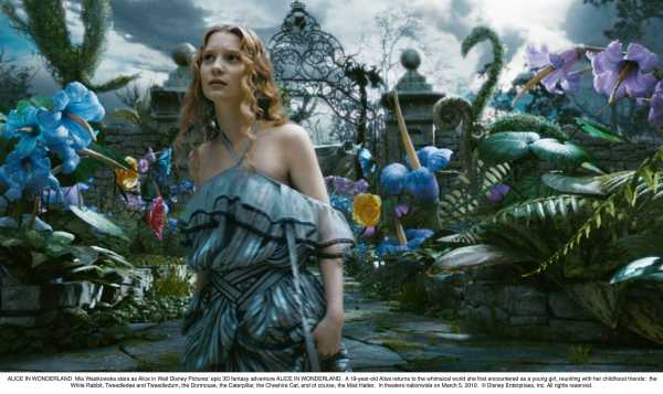 down the rabbit hole: revisiting and re-imagining Alice in ...