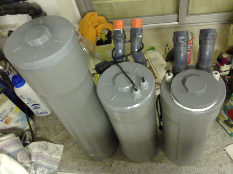 Como hacer filtro de agua externo eficiente DIY 2018