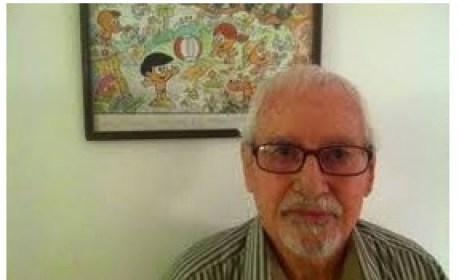 Fállese el caricaturista cubano en miami Manuel Lamar Cuervo