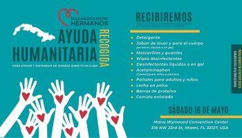 Rosa Maria Paya, lanza una iniciativa para ayudar a los cubanos en la Isla