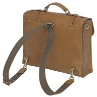 Mulberry Oak Tan Ted Bag Back view