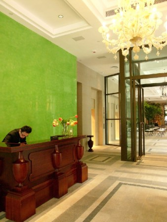 Lanson Place Hotel Hong Kong_Conciege