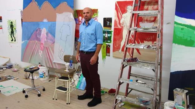 Peter Doig The Artist