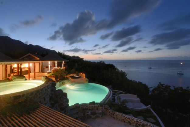 LOWER BAY HOUSE, BEQUIA | Courtesy: Grenadine Escape International