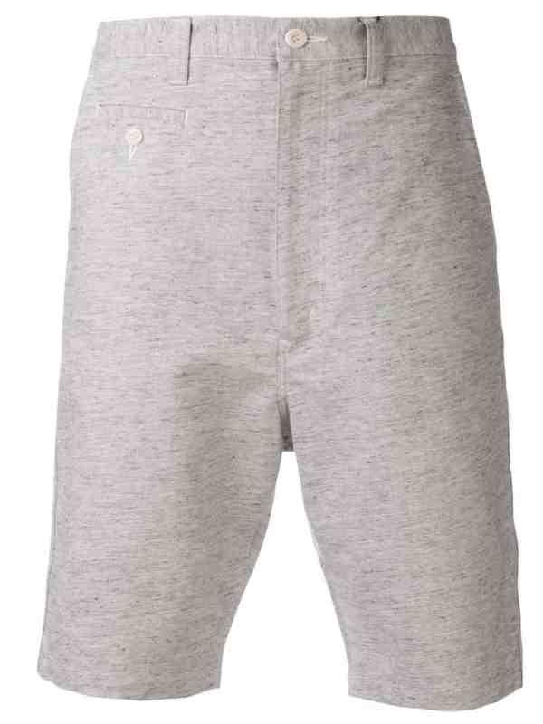 JUNYA WATANABE - twill long shorts 10652114_3214058_1000