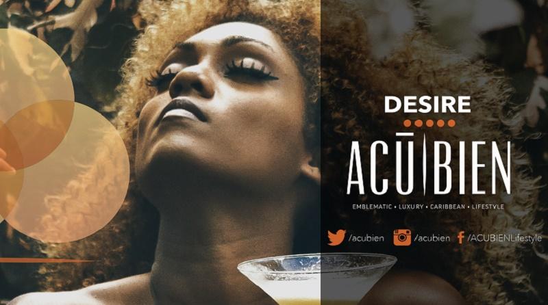 "READ: ACUBIEN ""DESIRE"" Special Issue, Featuring Caribbean's own Lia Gajadhar"