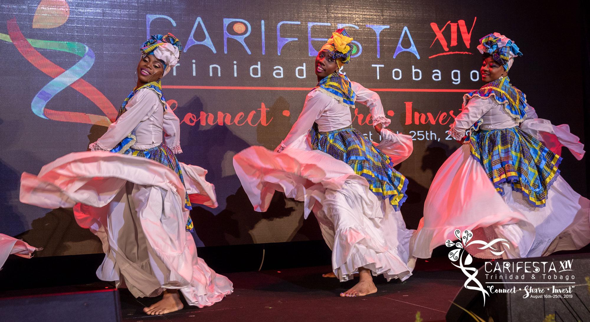 CARIFESTA XIV, Trinidad & Tobago - August 16 -25, 2019
