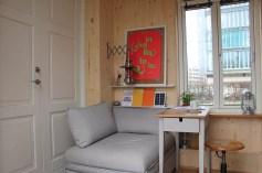 Das Tiny House bietet sogar Platz für Besuch (Foto: Van Bo Le-Mentzel).