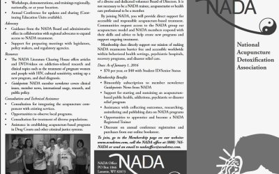 NADA Brochure – black and white