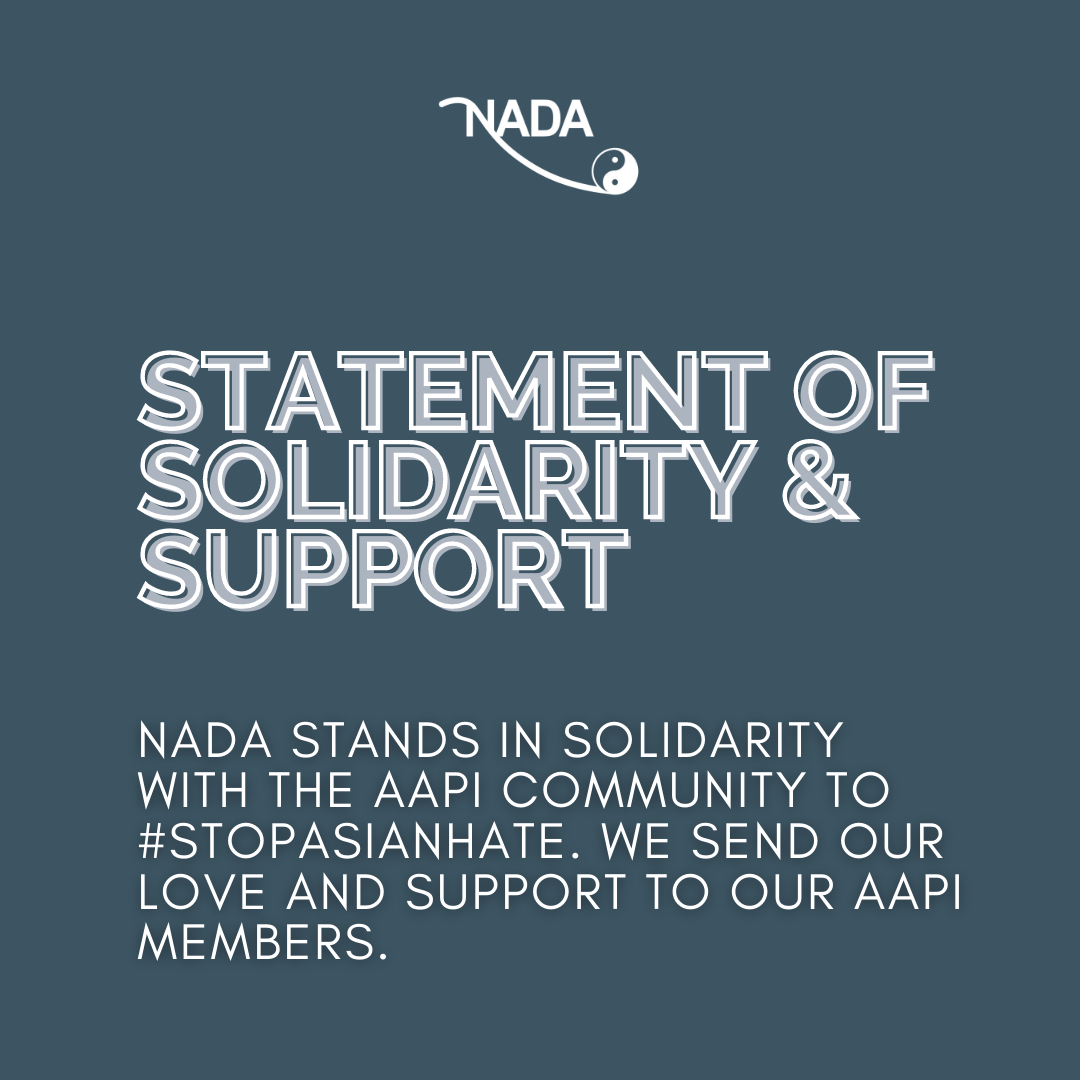 Statement of Solidarity with the AAPI Community