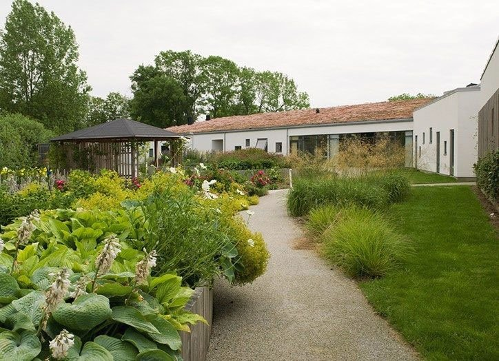 Danish Hospice Integrates NADA in Its Entire Program
