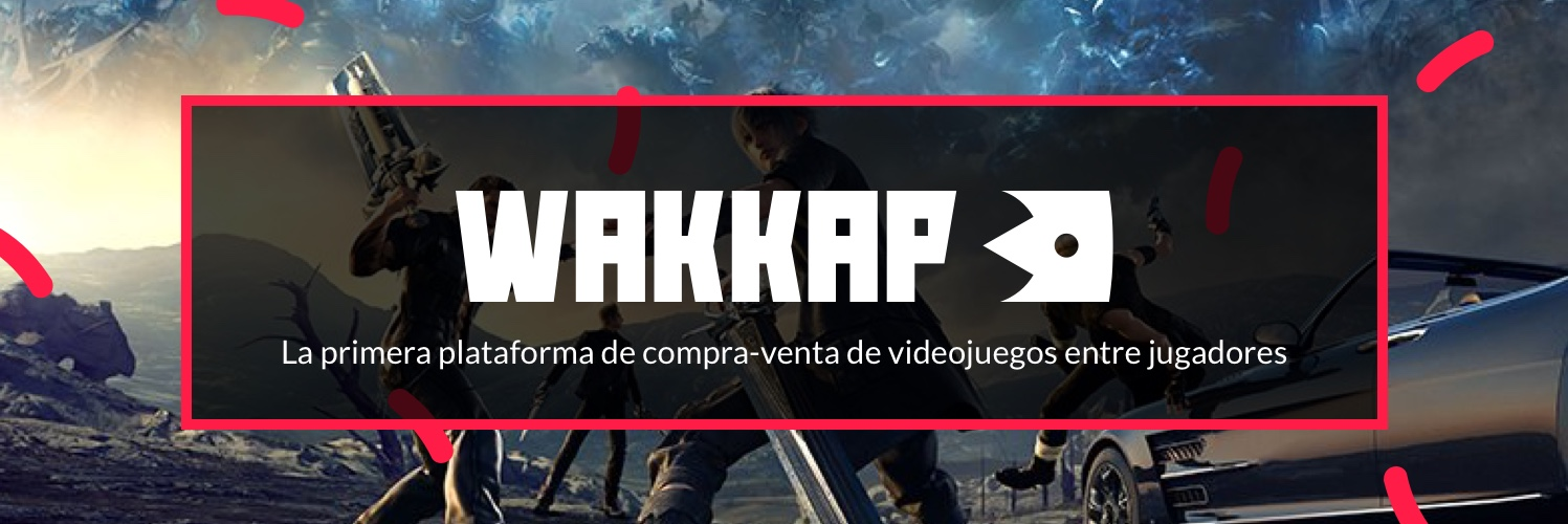 5 motivos para conocer Wakkap; videojuegos usados en España